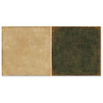 The Paper Loft - Scattered Pine Mountain Collection - 12 x 12 Double Sided Paper - Noble Fir
