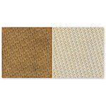 The Paper Loft - Scattered Pine Mountain Collection - 12 x 12 Double Sided Paper - Scrub Oak Valley