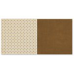 The Paper Loft - The Great Outdoors Collection - 12 x 12 Double Sided Paper - Wildflower