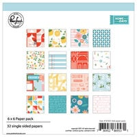 Pinkfresh Studio - Some Days Collection - 6 x 6 Collection Paper Pack