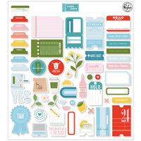 Pinkfresh Studio - Some Days Collection - Ephemera Pack