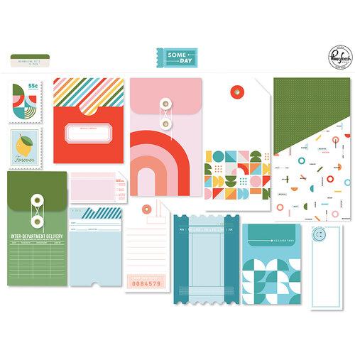 Pinkfresh Studio - Some Days Collection - Journaling Bits