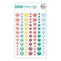 Pinkfresh Studio - Keeping It Real Collection - Enamel Dots