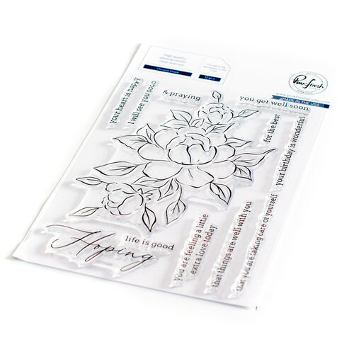 Pinkfresh Studio - Clear Photopolymer Stamps - Choose Hope