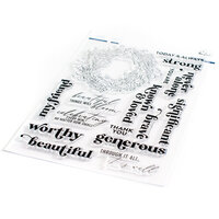 Pinkfresh Studio - Clear Photopolymer Stamps - Known and Loved