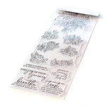Pinkfresh Studio - Clear Photopolymer Stamps - Joyful Bouquet