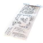 Pinkfresh Studio - Clear Photopolymer Stamps - Anemone Magic