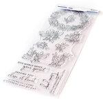 Pinkfresh Studio - Clear Photopolymer Stamps - Indigo Vines