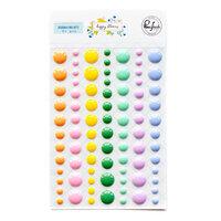 Pinkfresh Studio - Happy Blooms Collection - Enamel Dots