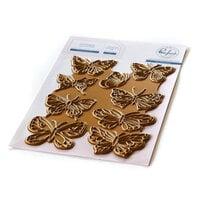 Pinkfresh Studio - Hot Foil Plate - Small Butterflies