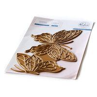 Pinkfresh Studio - Hot Foil Plate - Butterflies