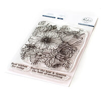 Pinkfresh Studio - Clear Photopolymer Stamps - Best of Everything Floral