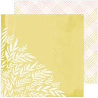 Pinkfresh Studio - The Best Day Collection - 12 x 12 Double Sided Paper - Hello Fall