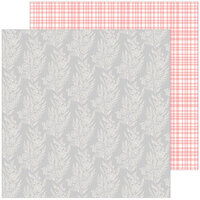 Pinkfresh Studio - The Best Day Collection - 12 x 12 Double Sided Paper - Home Sweet Home