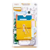 Pinkfresh Studio - The Best Day Collection - Journaling Bits