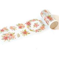 Pinkfresh Studio - Christmas - Washi Tape - Poinsettia