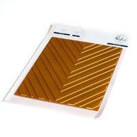 Pinkfresh Studio - Hot Foil Plate - Chevron
