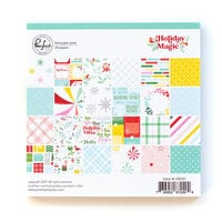 Pinkfresh Studio - Holiday Magic Collection - Christmas - 6 x 6 Paper Pack