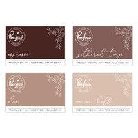 Pinkfresh Studio - Premium Dye Ink Pads - Wild Truffles Bundle