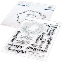 Pinkfresh Studio - Clear Photopolymer Stamps and Die Set - Known and Loved Bundle