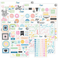 Pinkfresh Studio - My Favorite Story Collection - Embellishment Kit