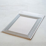 Pinkfresh Studio - Essentials Collection - Dies - Diagonal Stitched Rectangles