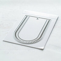 Pinkfresh Studio - Essentials Collection - Dies - Braided Tag