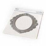 Pinkfresh Studio - Essentials Collection - Dies - Ornate Oval Frame