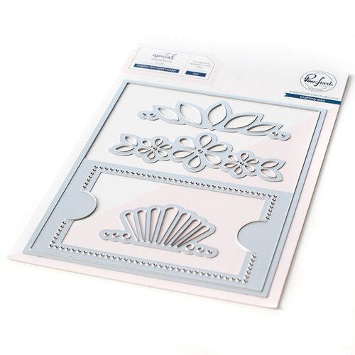 Pinkfresh Studio - Essentials Collection - Dies - Fillable Gift Card Holder
