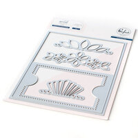 Pinkfresh Studio - Essentials Collection - Dies - Fillable Gift Card Holder