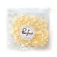 Pinkfresh Studio - Essentials Collection - Jewel Refill Pack - Peach Fuzz