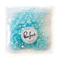 Pinkfresh Studio - Essentials Collection - Jewel Refill Pack - Sky Blue