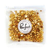 Pinkfresh Studio - Metallic Pearls - Gold