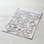 Pinkfresh Studio - Dies - Embroidered Blossoms