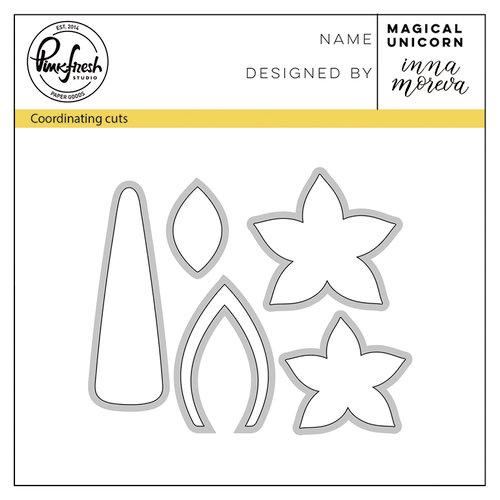 Pinkfresh Studio - Dies - Magical Unicorn