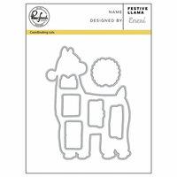 Pinkfresh Studio - Christmas - Dies - Festive Llama