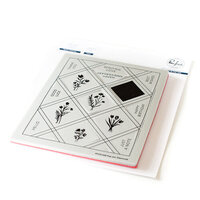 Pinkfresh Studio - Cling Mounted Rubber Stamps - Pop Out Diamonds