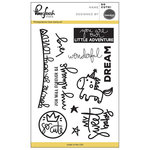 Pinkfresh Studio - Clear Acrylic Stamps - So Cute