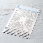 Pinkfresh Studio - Clear Photopolymer Stamps - Lost in the City