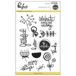 Pinkfresh Studio - Clear Acrylic Stamps - Little Things