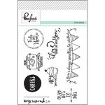 Pinkfresh Studio - Clear Acrylic Stamps - Let's Do This
