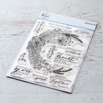 Pinkfresh Studio - Clear Photopolymer Stamps - Heart and Soul