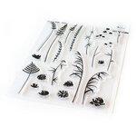 Pinkfresh Studio - Clear Photopolymer Stamps - Wild Flower Sketches