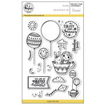 Pinkfresh Studio - Clear Acrylic Stamps - Enjoy the Journey