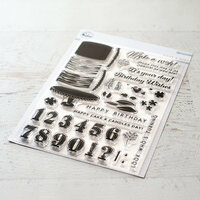 Pinkfresh Studio - Clear Photo Polymer Stamps - Make a Wish