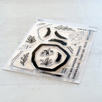 Pinkfresh Studio - Clear Photopolymer Stamps - Abstract Builder