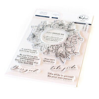 Pinkfresh Studio - Clear Photopolymer Stamps - Take Pride