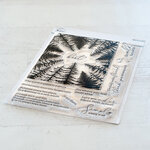 Pinkfresh Studio - Clear Photopolymer Stamps - Through the Trees