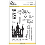 Pinkfresh Studio - Clear Acrylic Stamps - Magic