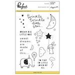 Pinkfresh Studio - Clear Acrylic Stamps - Little Love